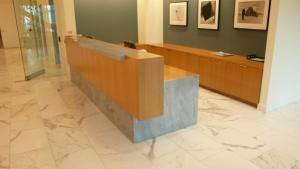Stone Table Workspace, Stone Table Desk