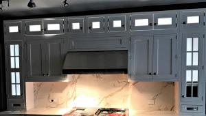 Kitchen Backsplash Type Wall Panel