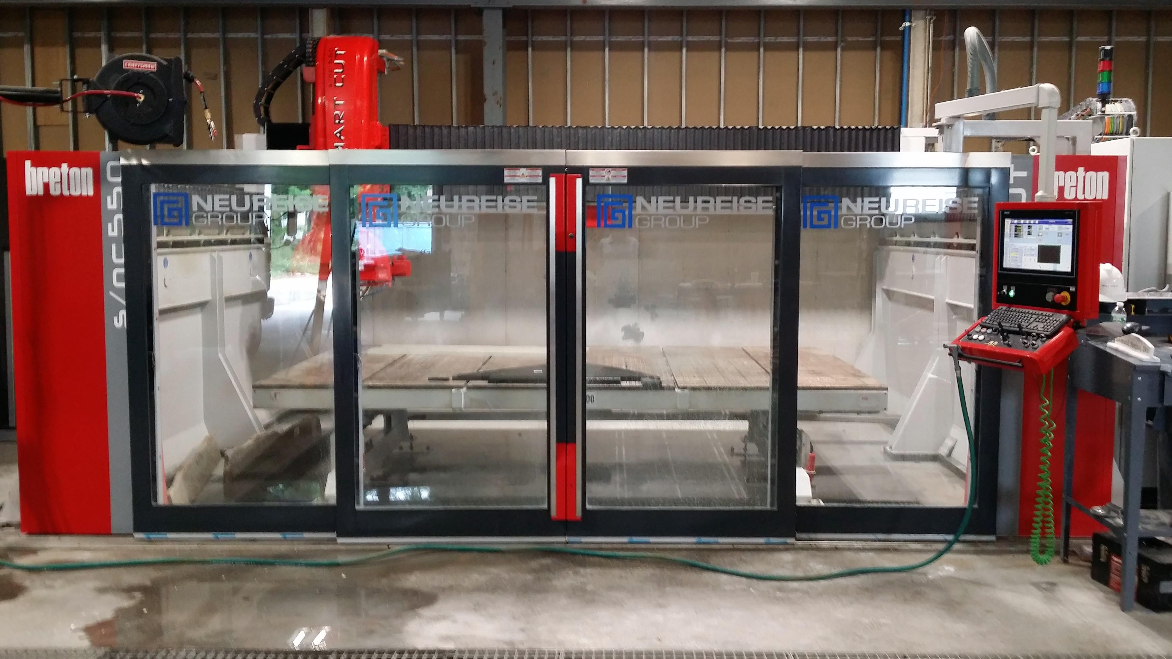 Machinery-doors