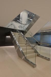 Stair Case Floor paver