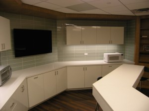 Break room Counter Top, Kitchen Counter Top, Kitchen Wall Tile