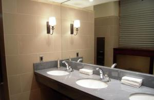 Triple Sink Bathroom Vanity Stone Top