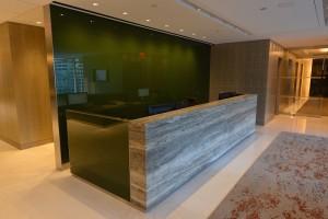 Lobby Wall Panel