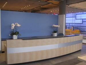 Lobby Desk Table Top